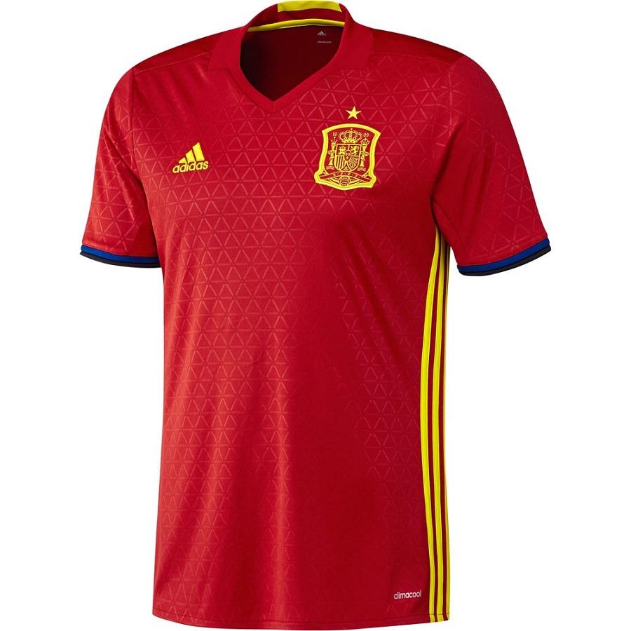 Домашняя форма сборной Испании Евро-2016