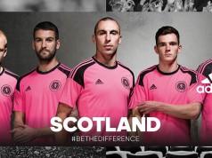 Форма сборной Шотландии 2016