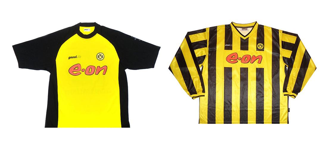 """Форма """"Боруссии Дортмунд"""" 2001-2002"""