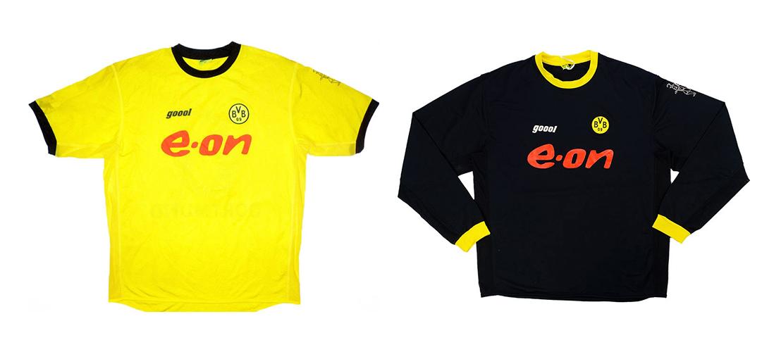 """Форма """"Боруссии Дортмунд"""" 2003-2004"""
