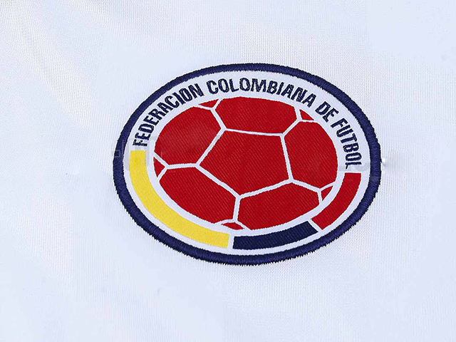 Домашняя форма сборной Колумбии 2016