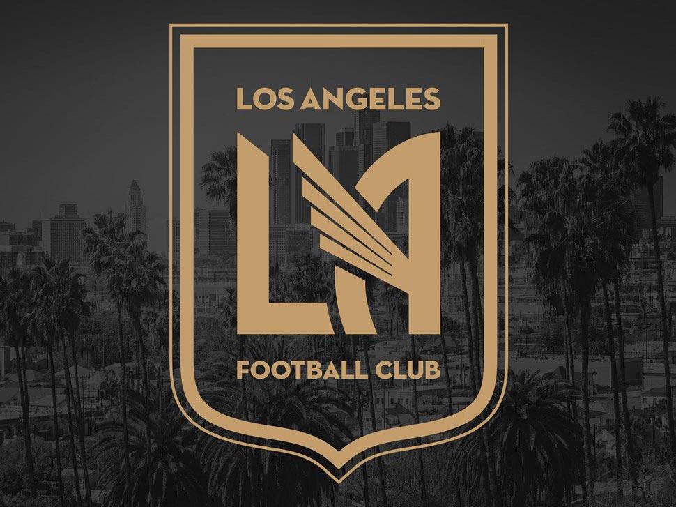 """Логотип нового клуба """"Лос-Анджелес"""""""