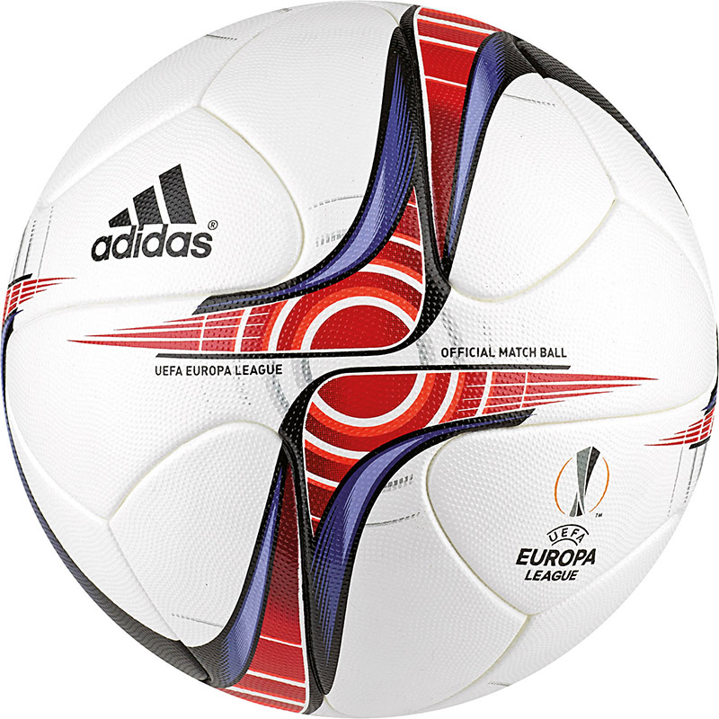 Новый мяч Лиги Европы 2016/17