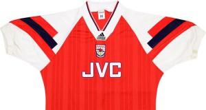 "Форма ""Арсенала"" 1992/94"