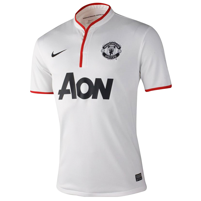 "Гостевая форма ""Манчестер Юнайтед"" 2012/13"