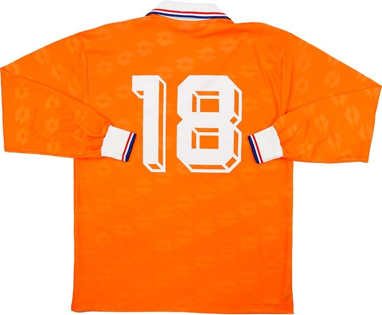 Форма сборной Голландии 92-94