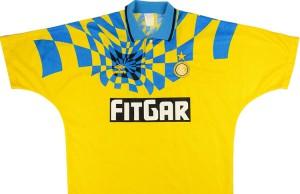 """Третья форма """"Интера"""" 1991/92"""