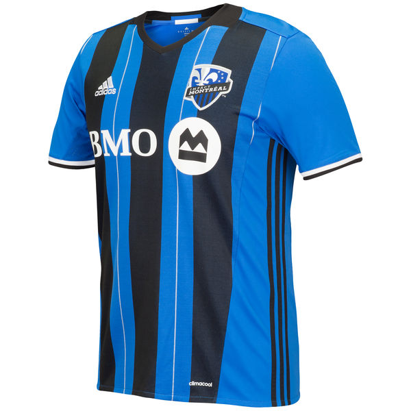 "Домашняя форма ""Монреаль Импакт"" 2017 