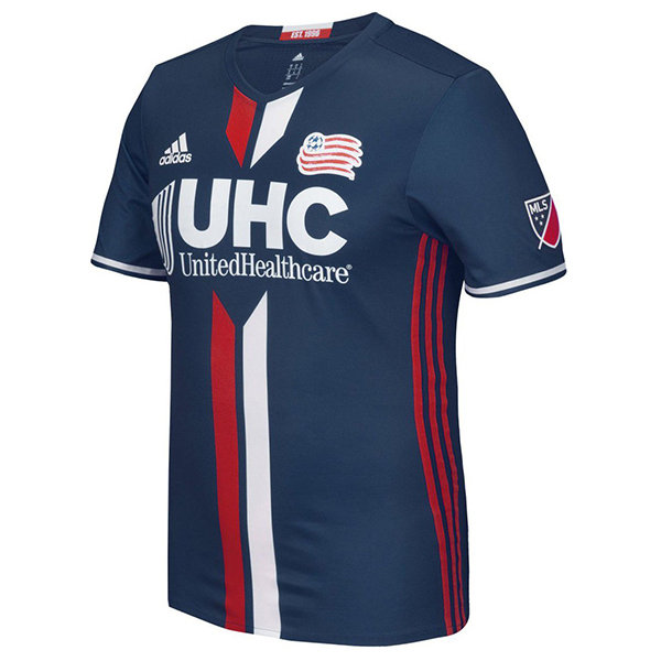 Домашняя форма «Нью-Инглэнд Революшн» 2017 | New England Revolution 2017 Home kit