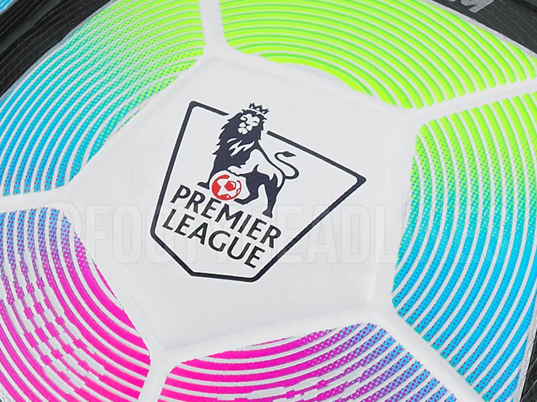Мяч английской Премьер-лиги NIKE ORDEM 4 16-17