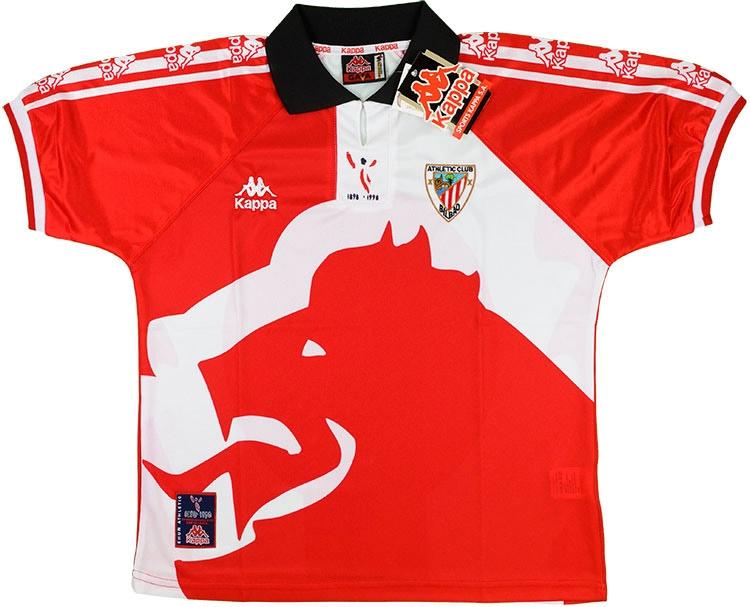 """Форма """"Атлетико Бильбао"""" 1997-98"""