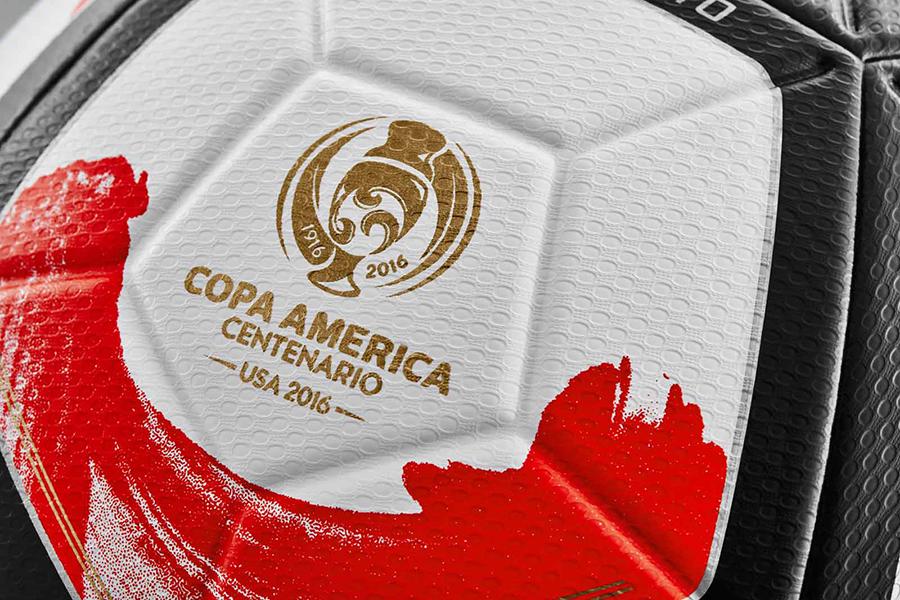 Мяч Кубка Америки 2016 Nike Ordem Ciento