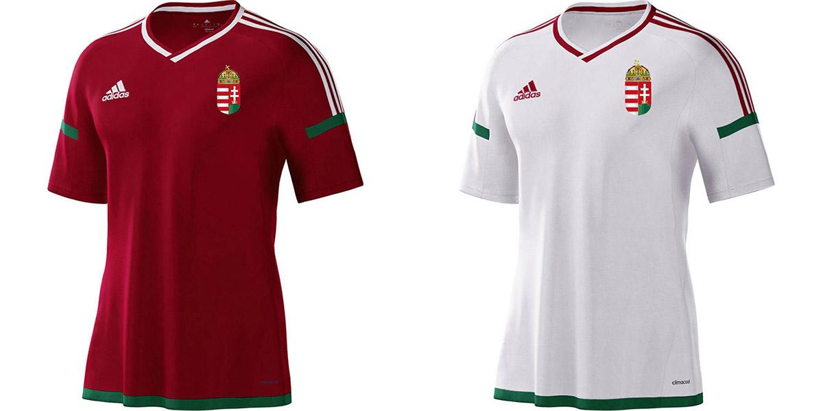 Новая форма сборной Венгрии Евро-2016
