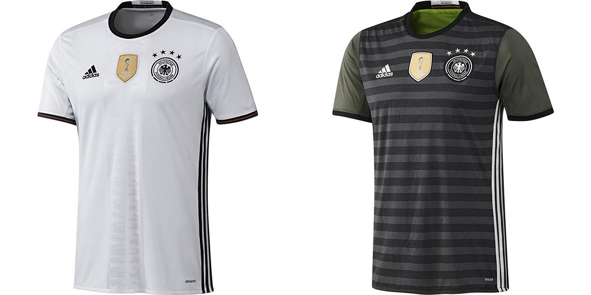 Форма сборной Германии Евро-2016