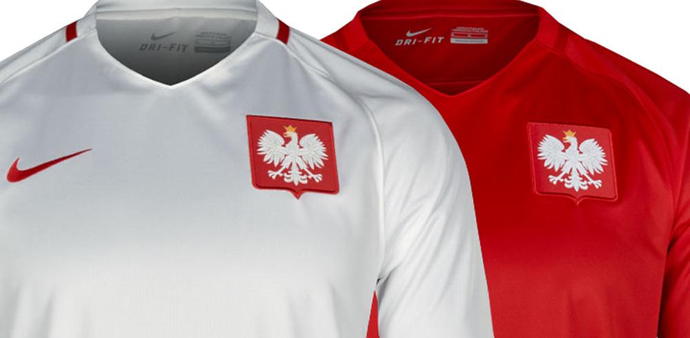 Новая форма сборной Польши 2016