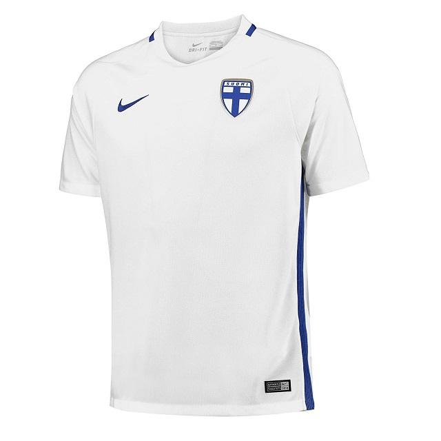 Домашняя форма сборной Финляндии 2016