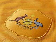 Домашняя форма сборной Австралии 2016