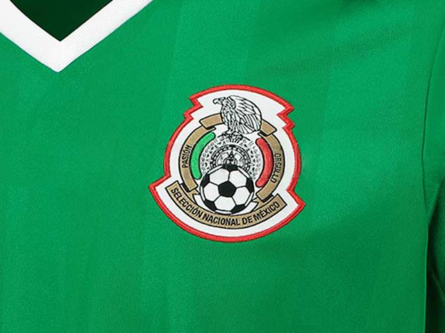 Форма сборной Мексики 2016