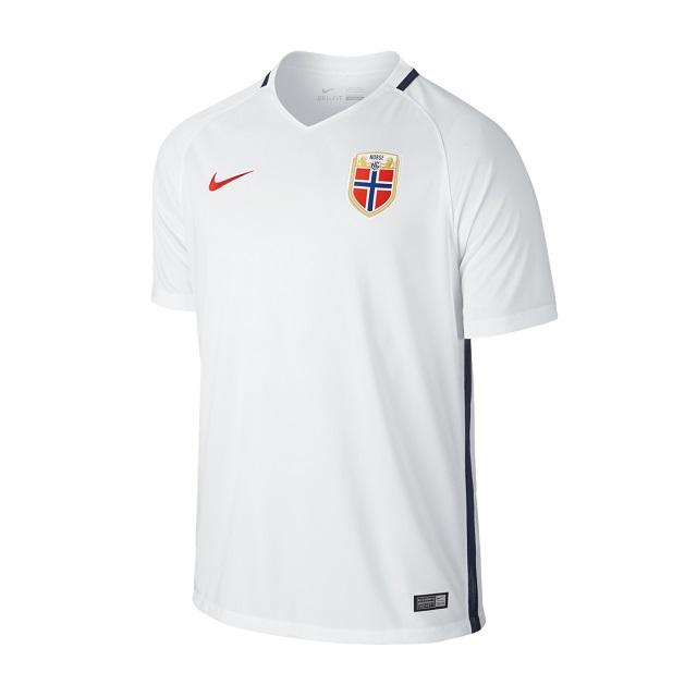 Гостевая форма сборной Норвегии 2016