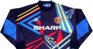 "Вратарская форма ""Манчестер Юнайтед"" 92/93"