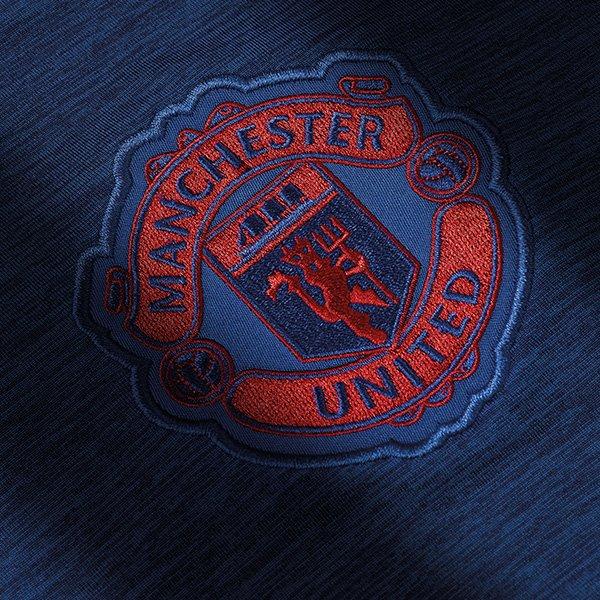 "Гостевая форма ""Манчестер Юнайтед"" 16/17"