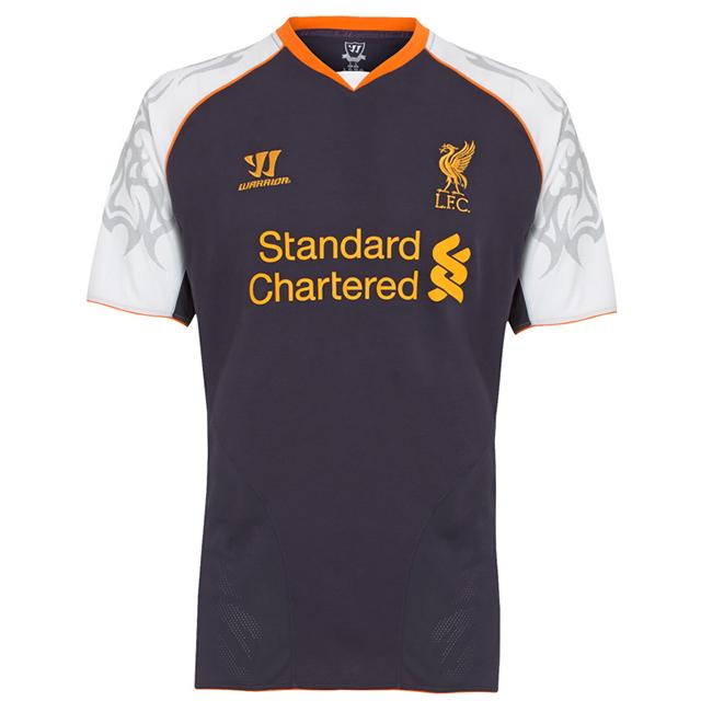 "Третья форма  ""Ливерпуля"" 2012/13"
