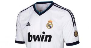 """Домашняя форма """"Реал Мадрид"""" 12/13"""