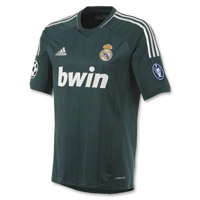 """Третья форма """"Реал Мадрид"""" 12/13"""