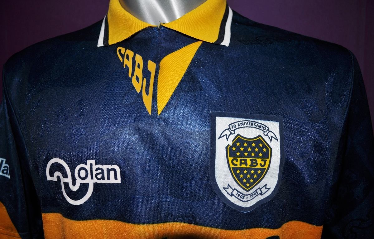 Boca Juniors 1996