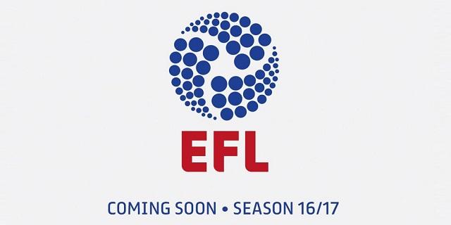 Новый логотип Футбольной лиги Англии
