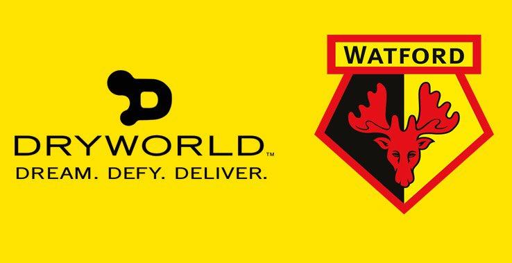 Уотфорд заключил сделку с Dryworld