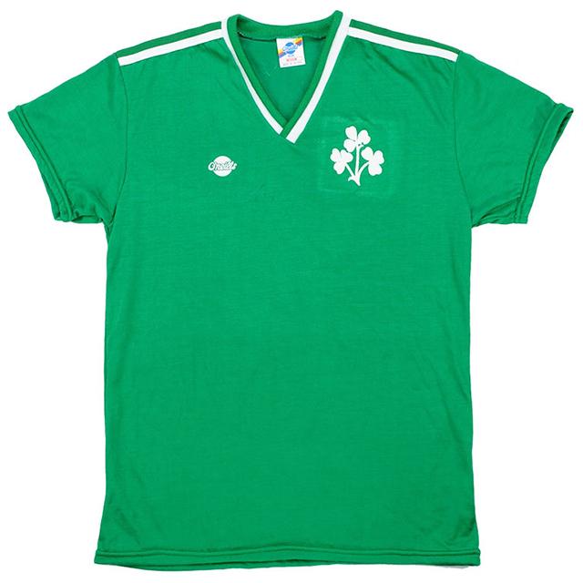 Форма сборной Ирландии 1985