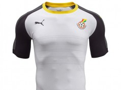 Домашняя форма сборной Ганы 2016