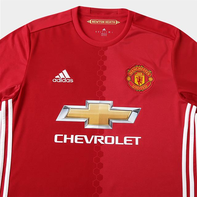 "Новая форма ""Манчестер Юнайтед"" 2016/17"