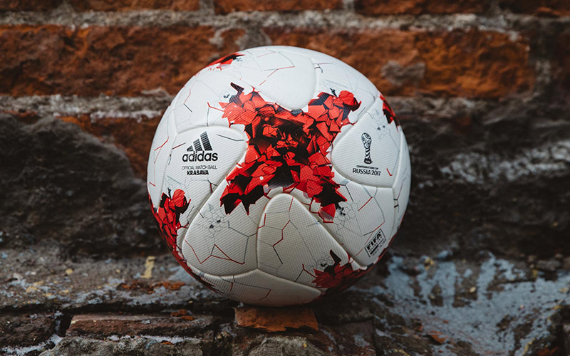 Adidas Krasava - Мяч Кубка Конфедераций 2017