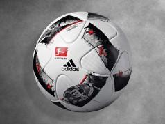 Мяч Бундеслиги Adidas Torfabrik 16/17