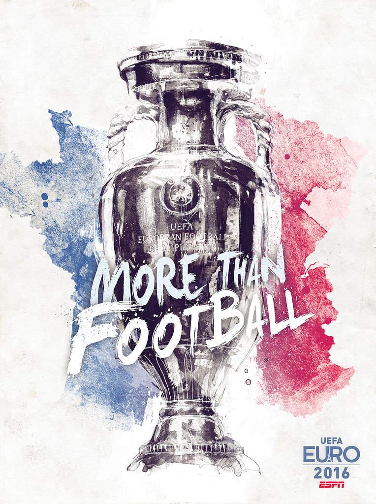 Плакат к Евро-2016