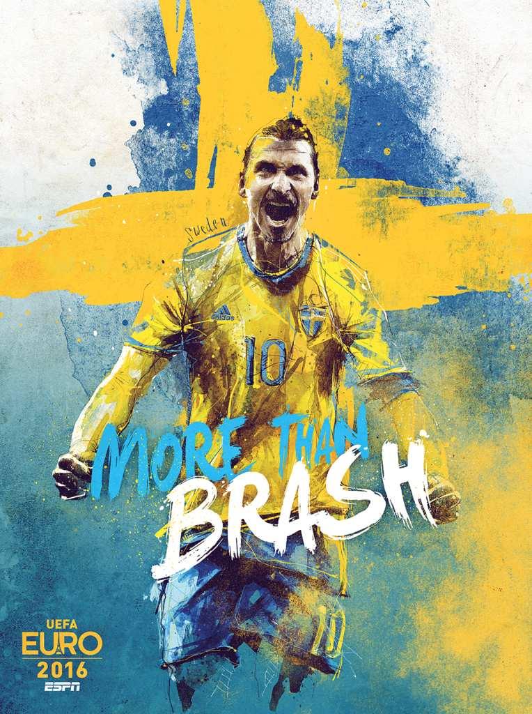 Плакат сборной Португалии