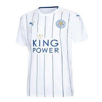 Третья форма Лестера 2016-17   Leicester City alternate kit 2016-17