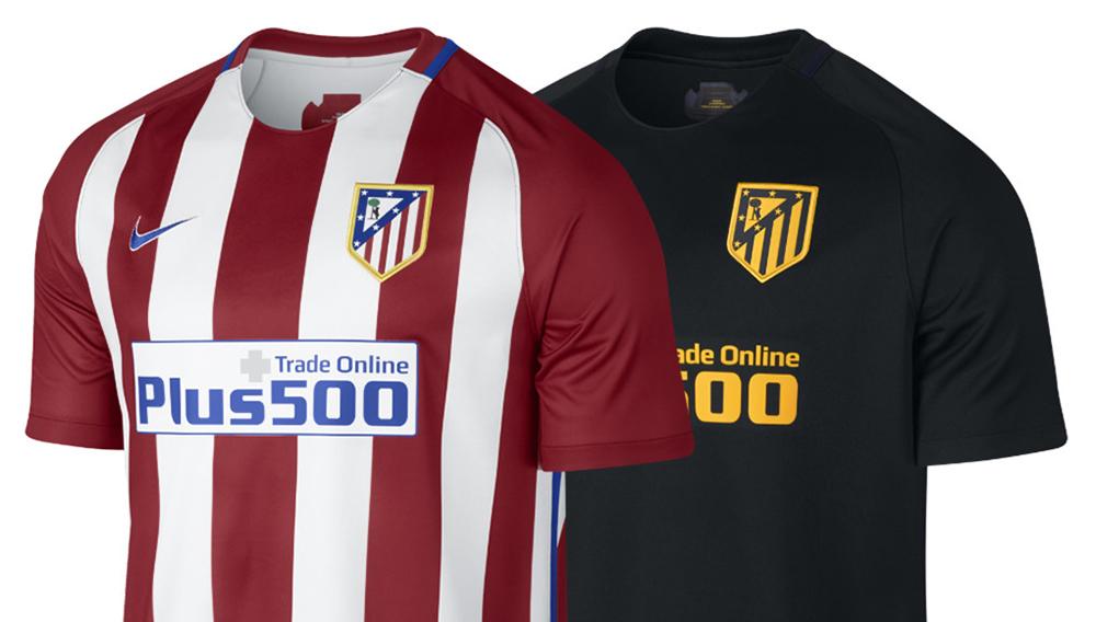 """Форма """"Атлетико Мадрид"""" 16/17"""