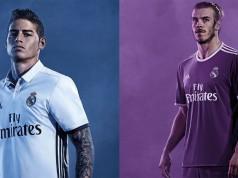 "Новая форма ""Реал Мадрид"" 16/17"