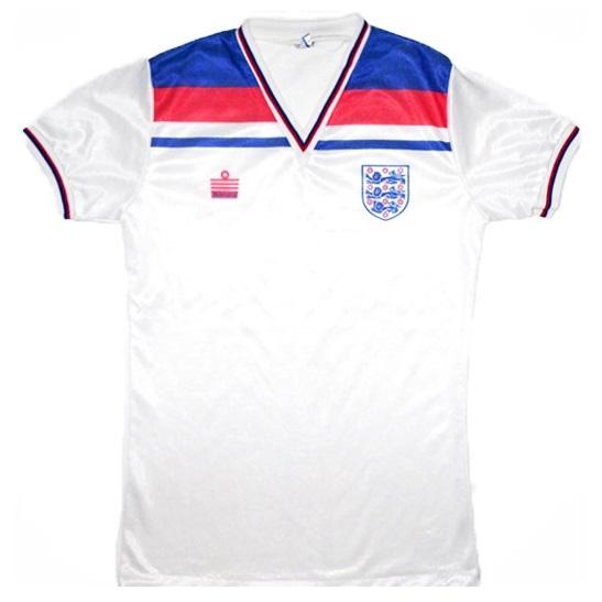 Форма сборной Англии 80/83