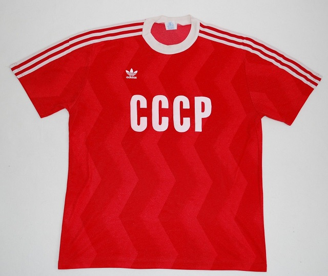 Форма сборной СССР 80-х