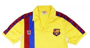 """Форма """"Барселоны"""" 84-89"""