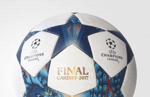 Мяч Adidas Finale Cardiff 2017 Final