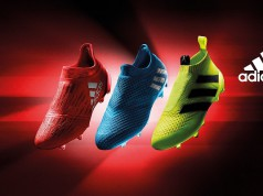 Adidas представили серию бутс Speed of Light 16/17