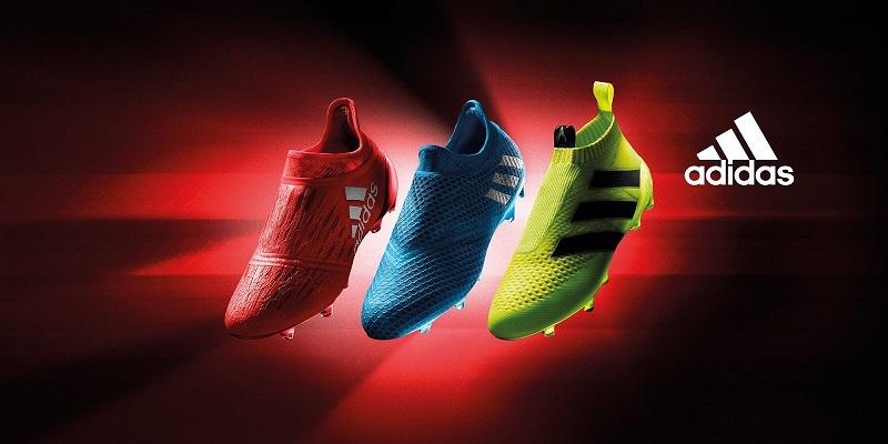 Adidas представили серию бутс Speed of Light 16/17