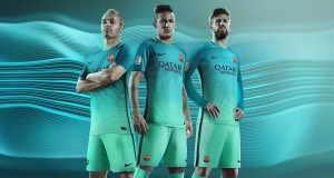 "Третья форма ""Барселоны"" 2016-17| Barcelona Third Kit 2016-2017"