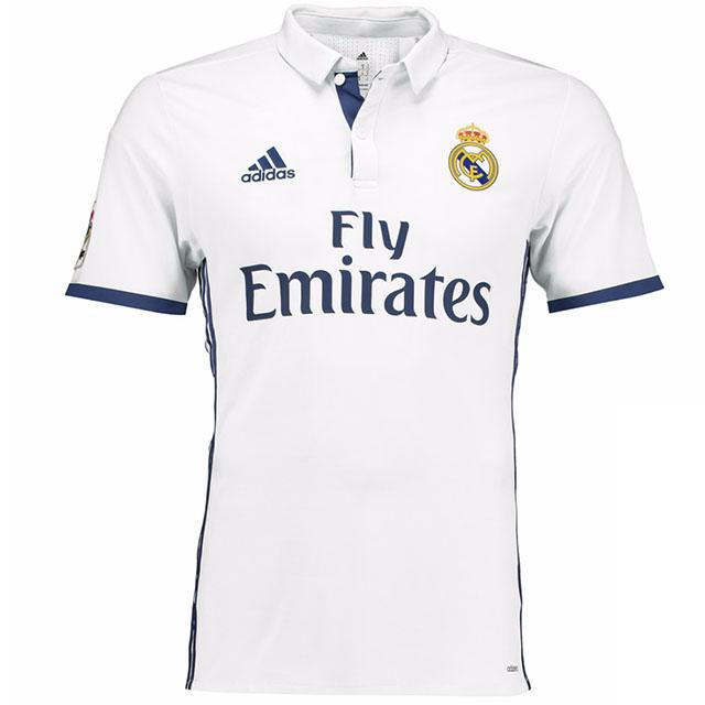 """Домашняя форма """"Реал Мадрид"""" 16/17"""