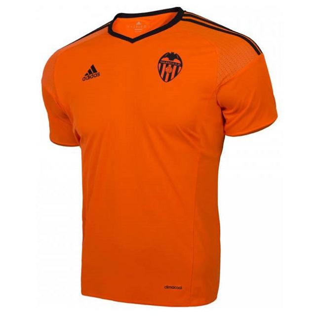 "Третья форма ""Валенсия"" 16/17 | Valencia 16-17 Third Kit"